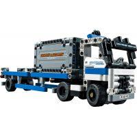 LEGO Technic 42062 Přeprava kontejnerů 4