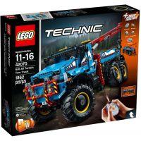 LEGO Technic 42070 Terénní odtahový vůz 6x6
