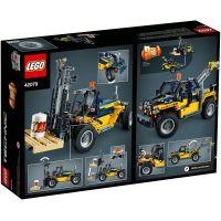 LEGO Technic 42079 Výkonný vysokozdvižný vozík 2