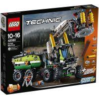 LEGO Technic 42080 Lesní stroj - Poškozený obal