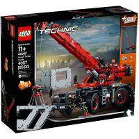 LEGO Technic 42082 Terénní jeřáb 3