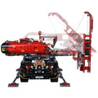 LEGO Technic 42082 Terénní jeřáb 4