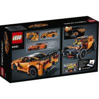 LEGO Technic 42093 Chevrolet Corvette ZR1 3