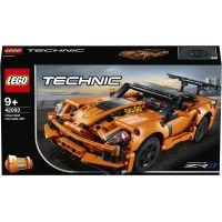 LEGO Technic 42093 Chevrolet Corvette ZR1 2