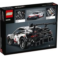 LEGO Technic 42096 Preliminary GT Race Car 3