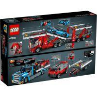 LEGO Technic 42098 Kamion pro přepravu aut 2