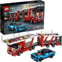 LEGO Technic 42098 Kamion pro přepravu aut 3