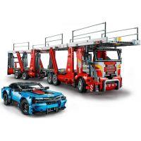 LEGO Technic 42098 Kamion pro přepravu aut 4