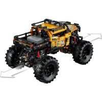 LEGO Technic 42099 RC Extrémní teréňák 4x4 5
