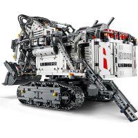 LEGO Technic 42100 Bagr Liebherr R 9800 5