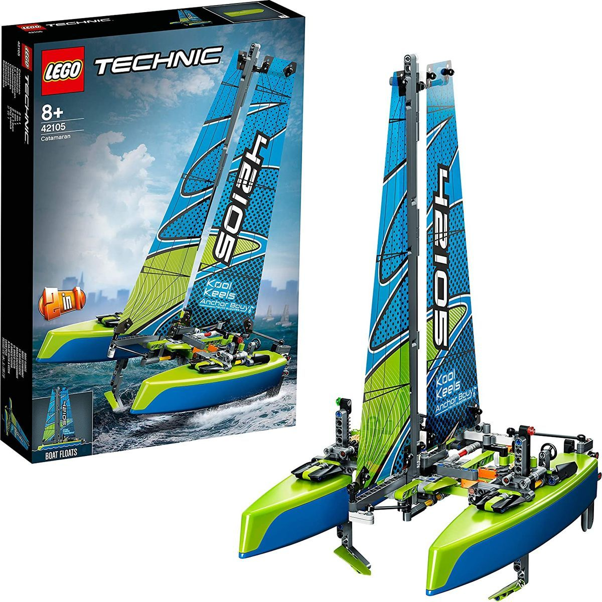 LEGO® Technic 42105 Katamarán