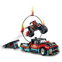 LEGO Technic 42106 Kaskadérská vozidla 3