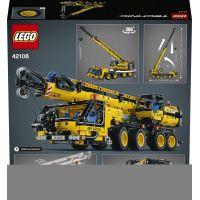 LEGO Technic 42108 Pojízdný jeřáb 6