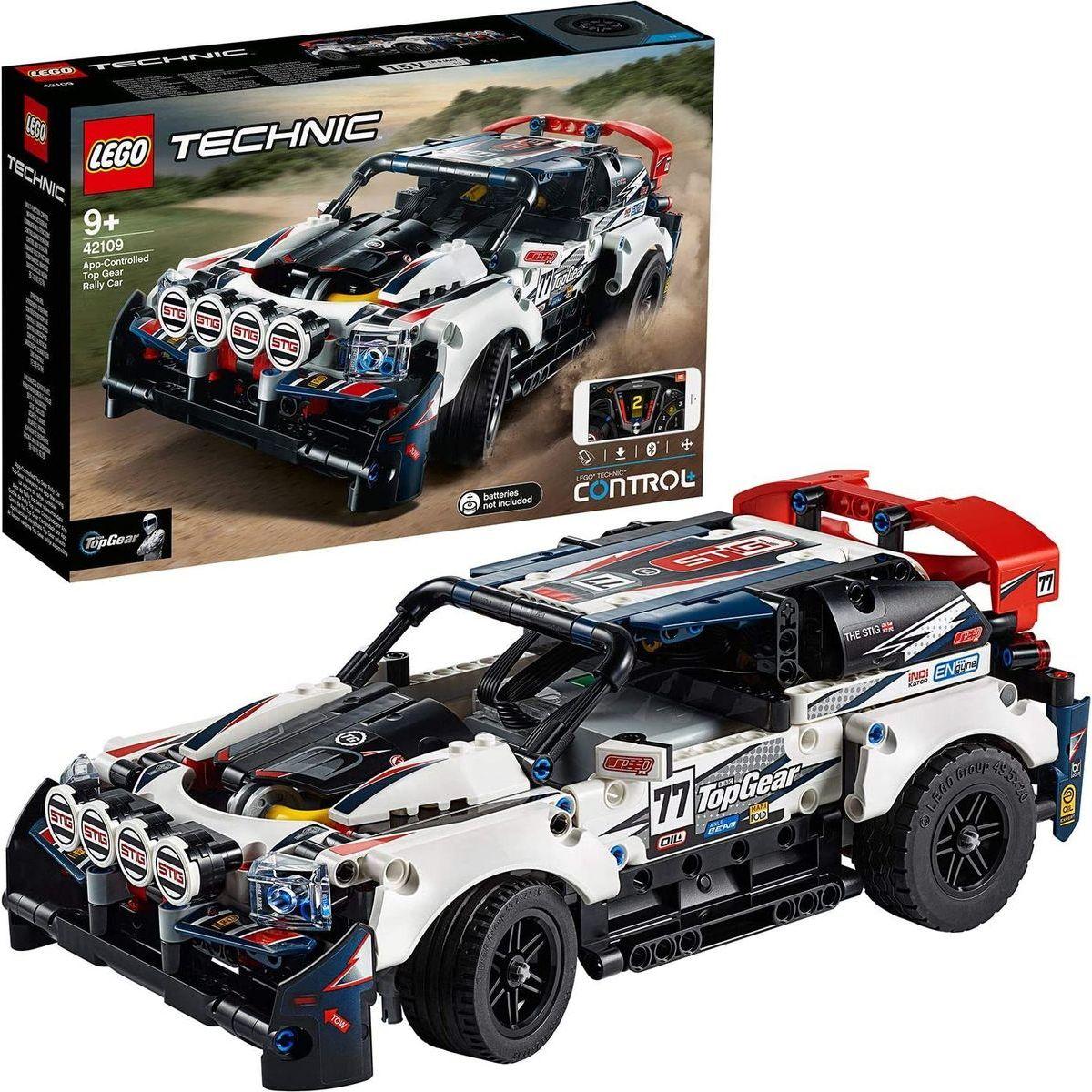 LEGO® Technic 42109 RC Top Gear pretekárske auto