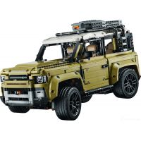 LEGO Technic 42110 Land Rover Defender - Poškozený obal
