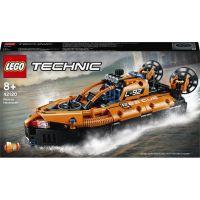 LEGO Technic 42120 Záchranné vznášadlo 2