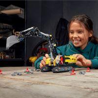 LEGO Technic 42121 Těžkotonážní bagr 3