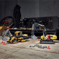 LEGO Technic 42121 Těžkotonážní bagr 5