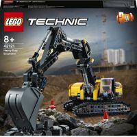 LEGO Technic 42121 Těžkotonážní bagr 2