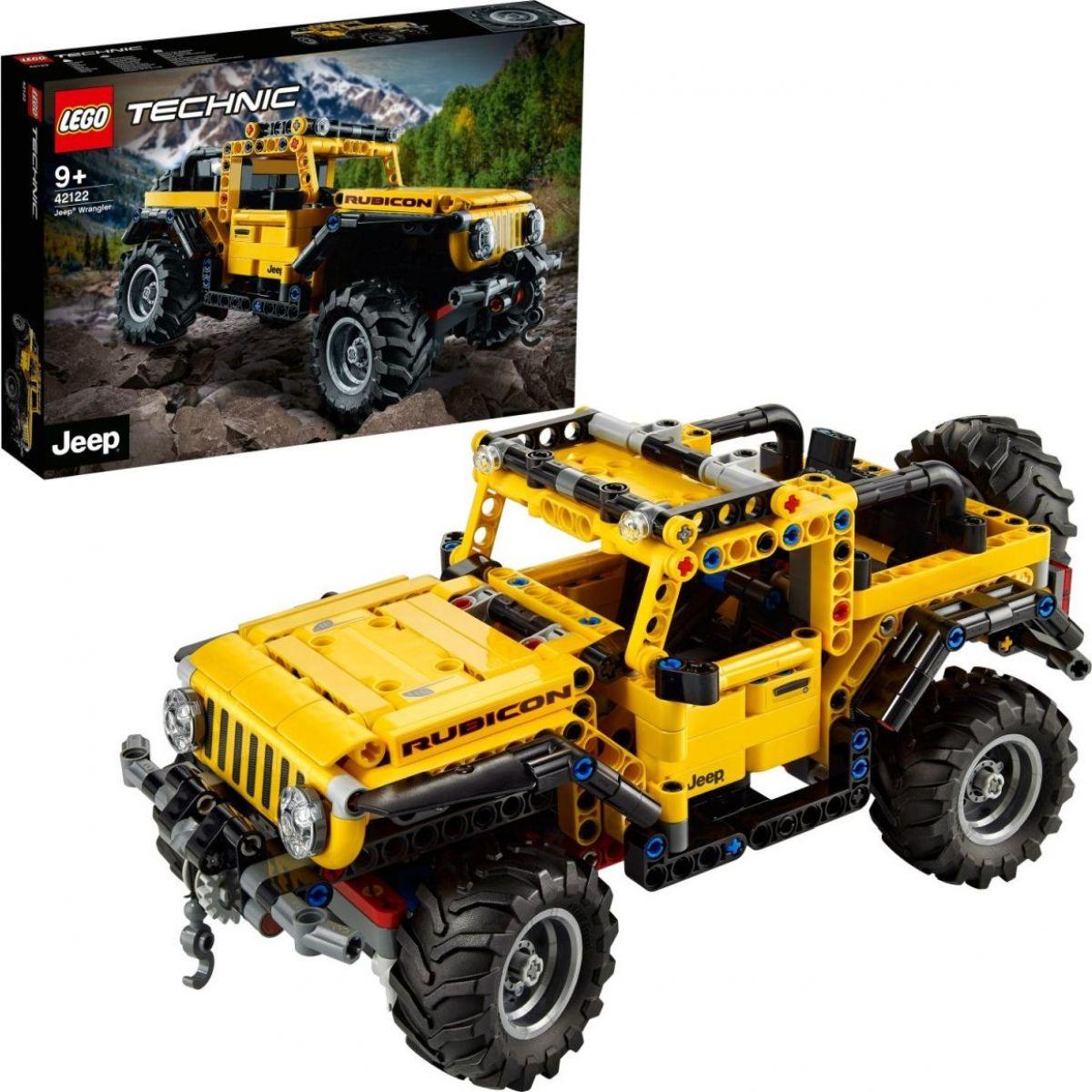 LEGO® Technic 42122 Jeep® Wrangler
