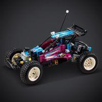 LEGO Technic 42124 Terénní bugina 4