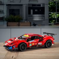 LEGO Technic 42125 Ferrari 488 GTE AF Corse 51 5
