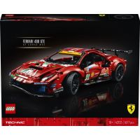 LEGO Technic 42125 Ferrari 488 GTE AF Corse 51 2