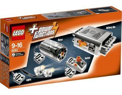 LEGO TECHNIC 8293 Motorová sada Power functions