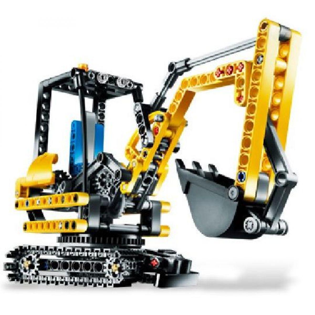 LEGO Technic 8047 Malý bagr