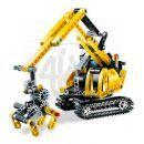LEGO Technic 8047 Malý bagr 3