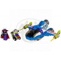LEGO 7593 Toy Story Buzzův vesmírný velitelský raketoplán 2
