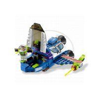 LEGO 7593 Toy Story Buzzův vesmírný velitelský raketoplán 3