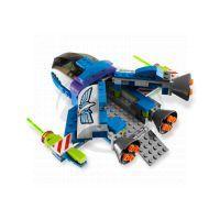 LEGO 7593 Toy Story Buzzův vesmírný velitelský raketoplán 4