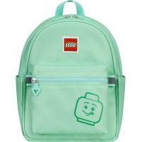 LEGO Tribini JOY batůžek pastelově zelený