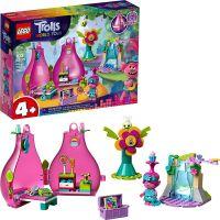 LEGO® Trolls 41251 Poppy a její domeček
