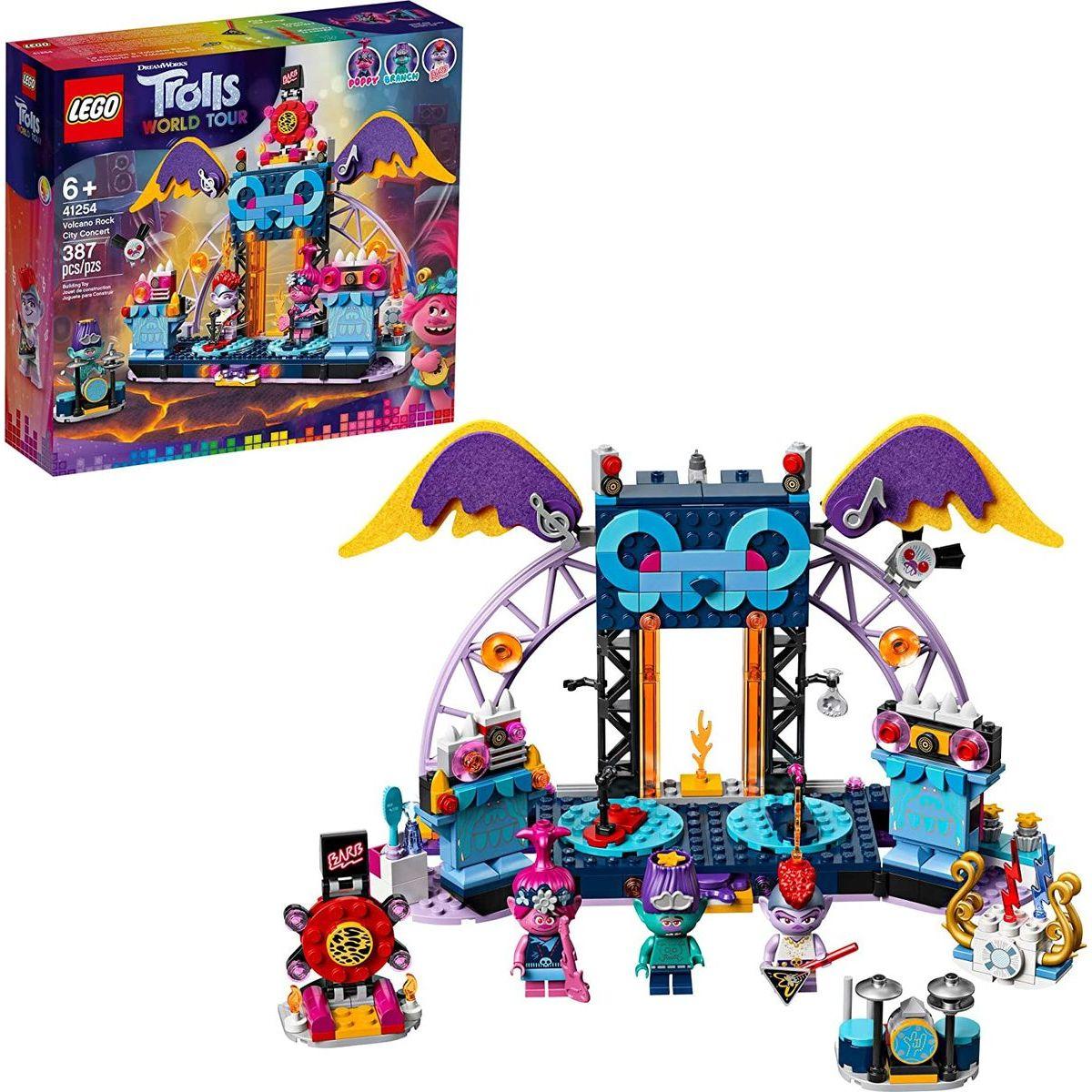 LEGO® Trolls 41254 Trollovia a rockový koncert
