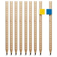 LEGO Tužka grafitová 9 ks