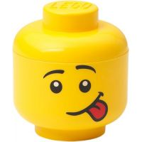 LEGO úložná hlava mini silly
