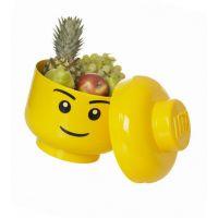 LEGO Úložná hlava Velikost L Chlapec 4