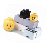 LEGO Úložná hlava Velikost L Chlapec 5