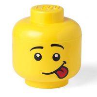 Room LEGO úložná hlava velikost L Silly