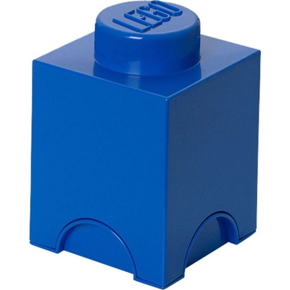 LEGO Úložný box 12,5 x 12,5 x 18 cm Modrá