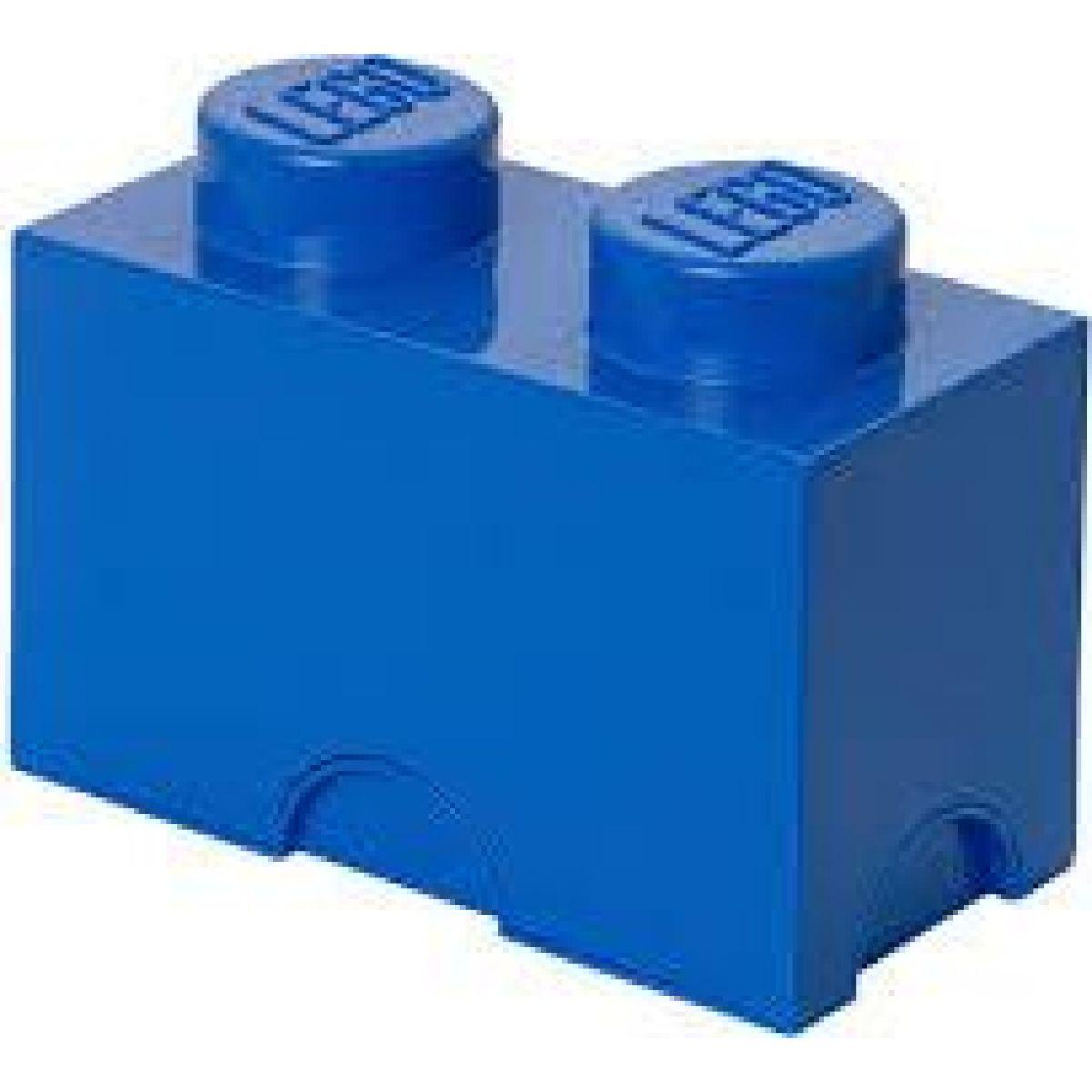 LEGO Úložný box 12,5 x 25 x 18 cm Modrá