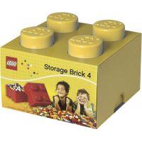 LEGO Úložný box 250x252x181 mm - žlutý