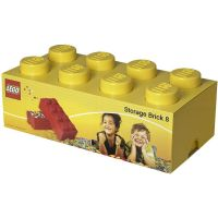 LEGO 4004 - LEGO úložný box - Žlutá