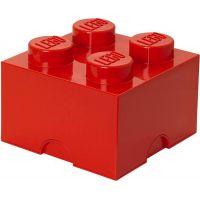 LEGO Úložný box 25 x 25 x 18 cm Červená