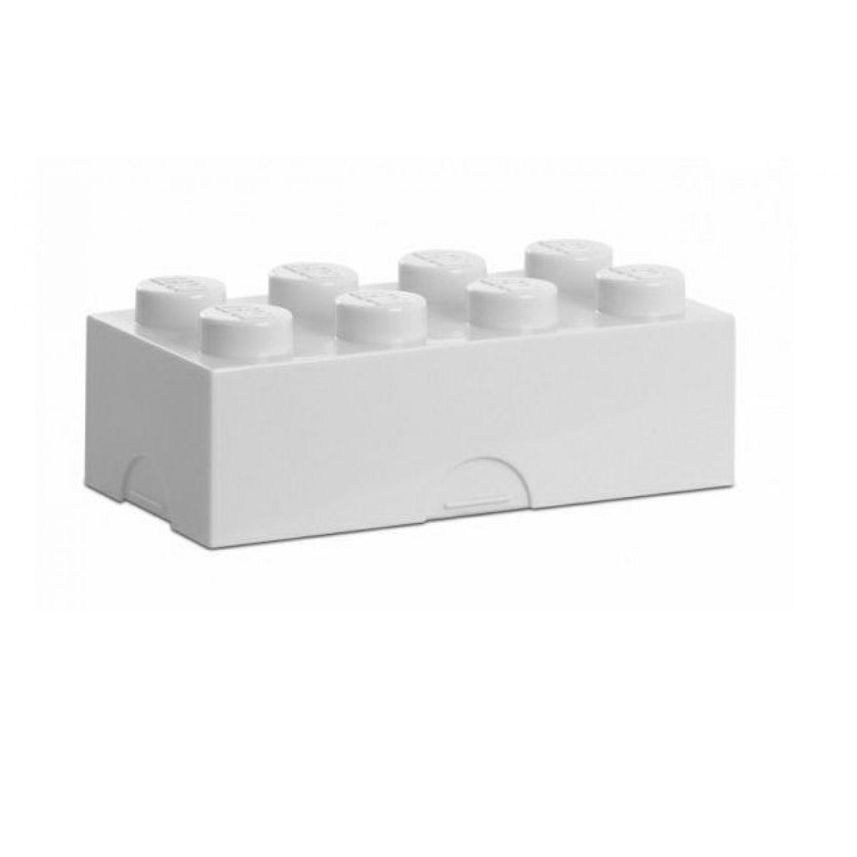 LEGO Úložný box 25 x 50 x 18 cm Bílá