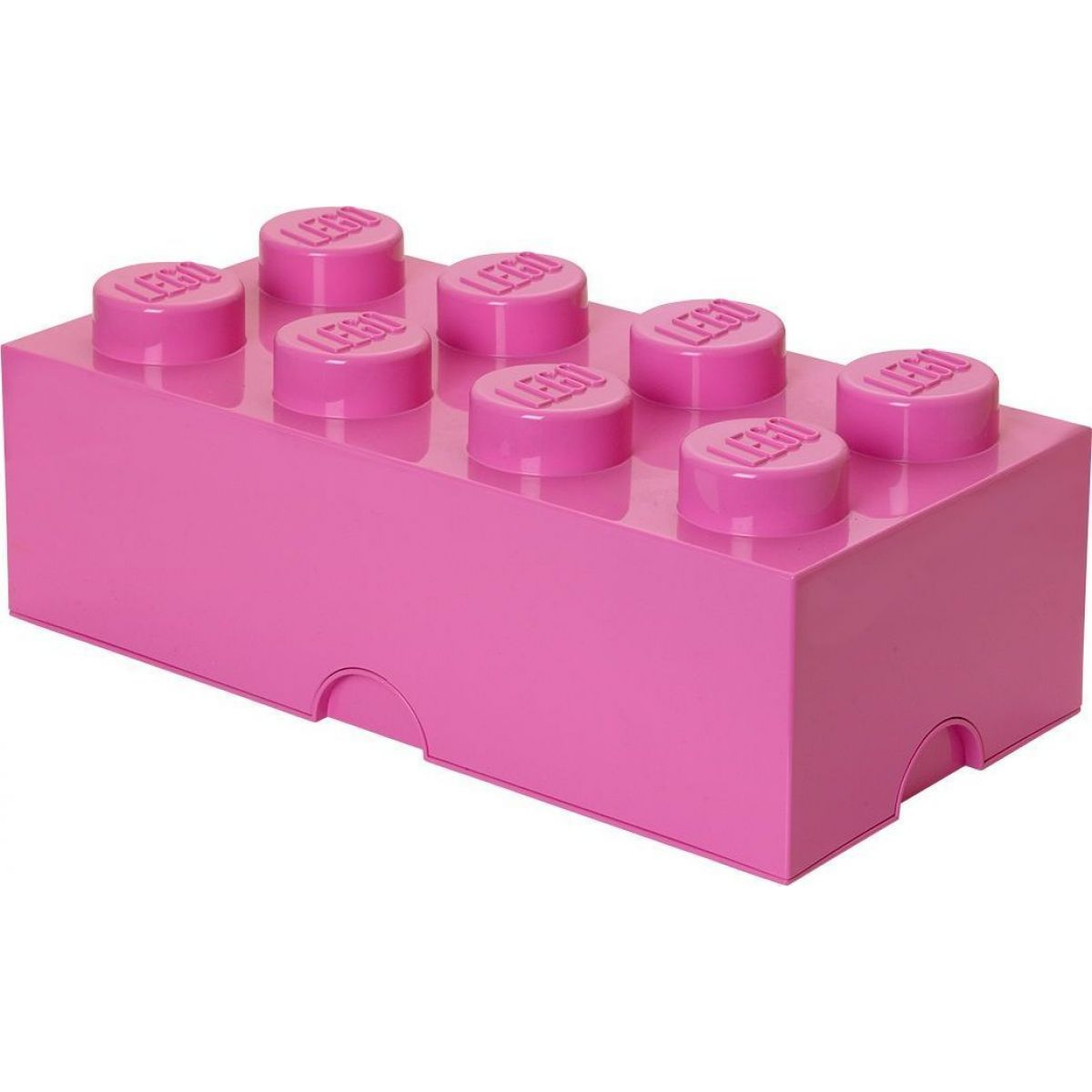 LEGO Úložný box 25 x 50 x 18 cm Růžová