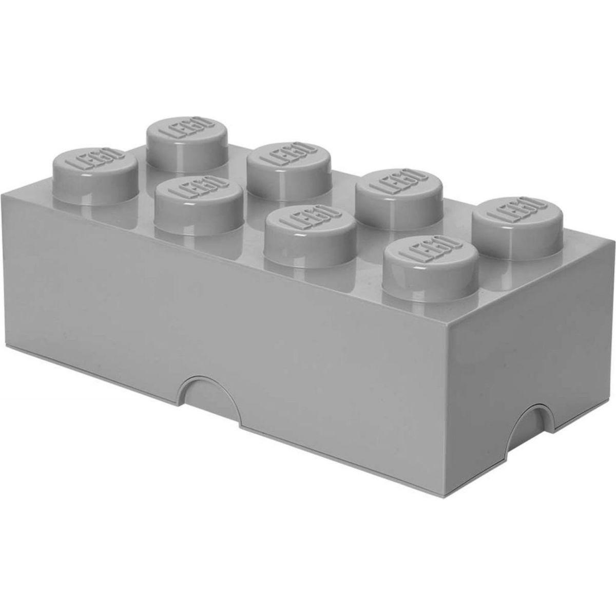 LEGO Úložný box 25 x 50 x 18 cm Šedá