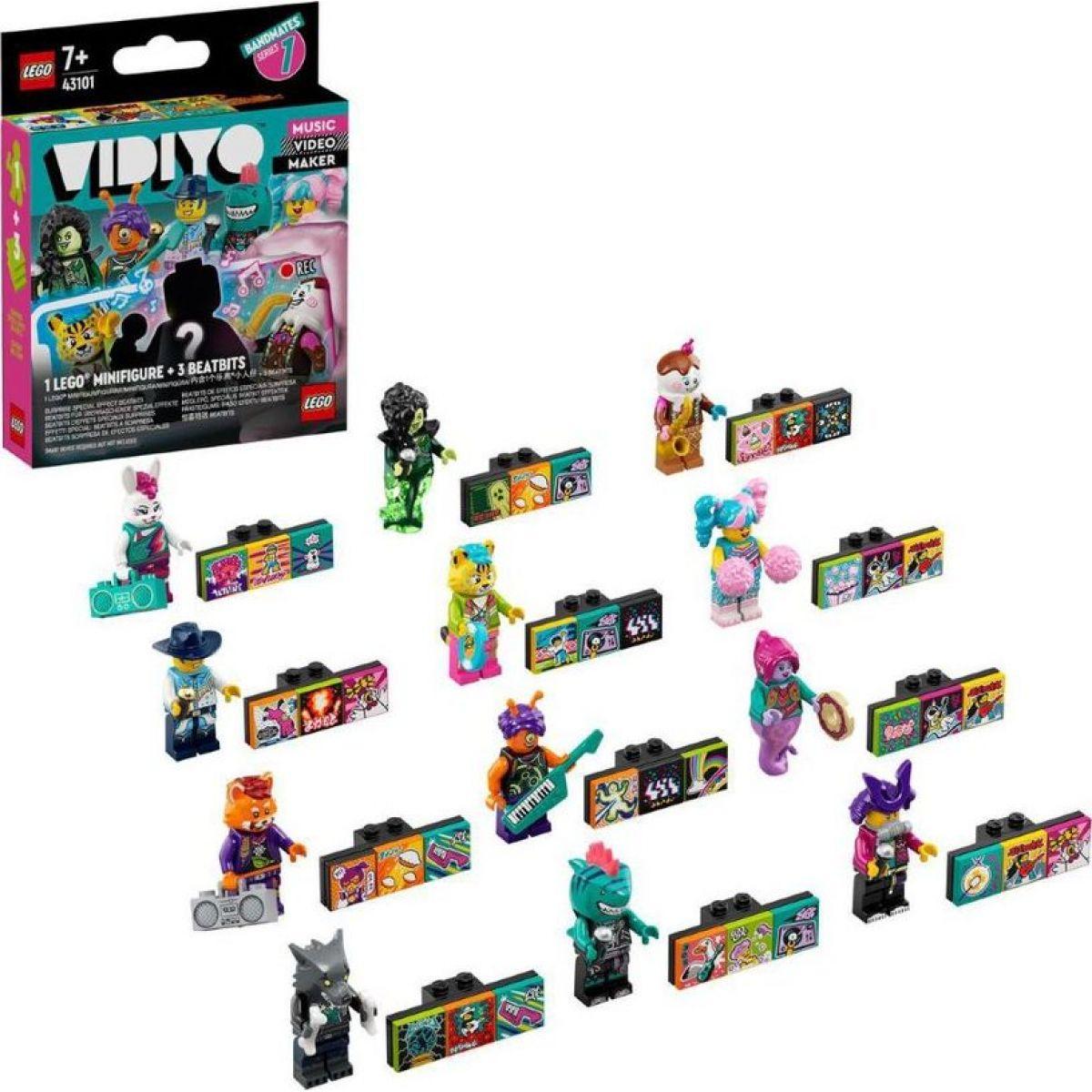 LEGO® VIDIYO™ 43101 Minifigúrky Bandmates